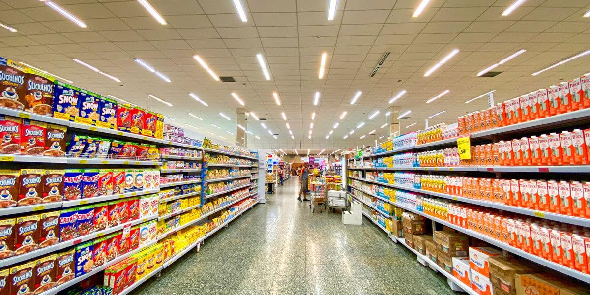 ERP para distribución de alimentación